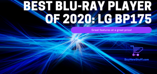 Best Blu-ray Player of 2020 LG BP175
