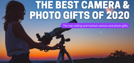 The Best Camera & Photo Gifts of 2020